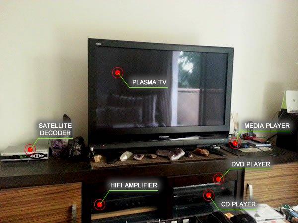 logitech harmony 300 universal remote. Black Bedroom Furniture Sets. Home Design Ideas