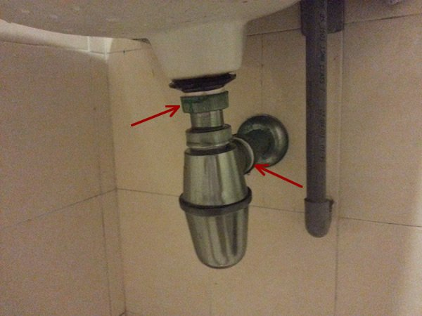 How To Replace Sink Trap Devonbuy Com