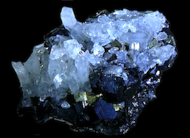 Sphalerite Trepça Mine Yugoslavia