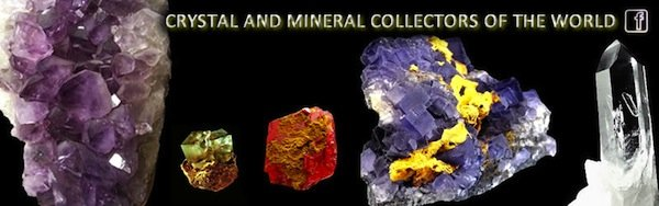 crystal and mineral collectors of the world fb