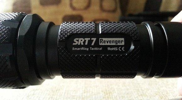 Nitecore SRT7 Revenger