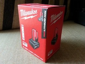 Milwaukee M12 3.0Ah REDLITHIUM-ion battery
