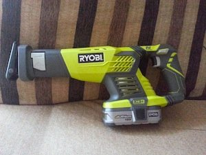Ryobi One+ P514 Reciprocating Saw