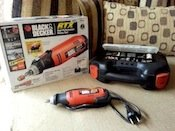 Black & Decker High-Speed Rotary Tool RTX-1