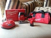 Milwaukee M12 Jigsaw