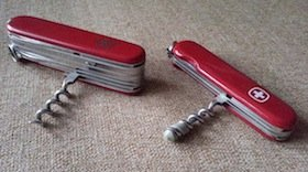 victorinox mini-screwdriver