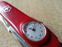 Victorinox SwissChamp with Swiss Watch