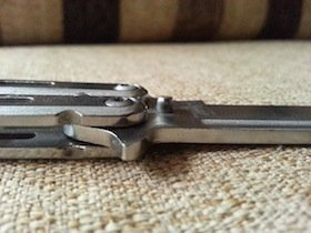 benchmade butterfly knife