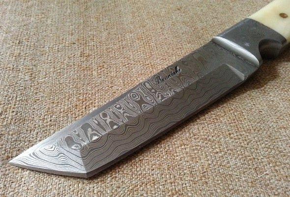 tnz usa damascus knives