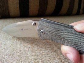 Steel Will GEKKO 1500
