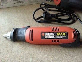 Black Amp Decker Rtx 1 High Speed Rotary Tool Devonbuy Com