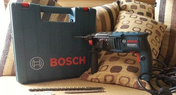 bosch gbh 2-20 dre professional rotary hammer