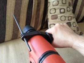 Hilti TE 6-A36 side handle