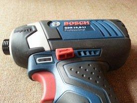 Bosch GDR 10.8-LI Professional
