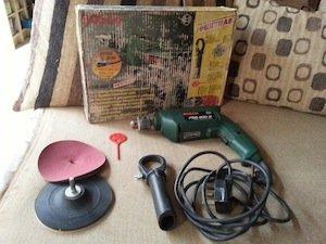 Bosch PSB 400-2 Hammer Drill