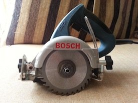 circular blade for cutting wood