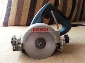 circular blade for cutting ceramic stone tiles and marble
