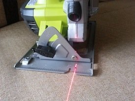 Ryobi P506 laser