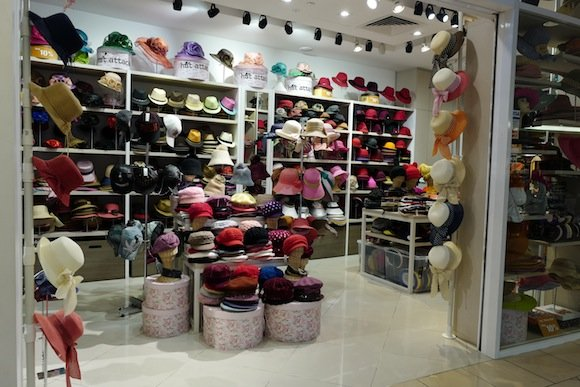 Hat Attack Mid Valley