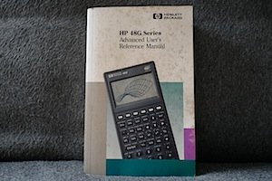 hp 48 series advanced user's reference manual
