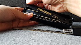 hohner cx12 maintenance