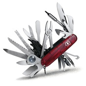 The Devon Buy Collection of Victorinox Swiss Army Knives