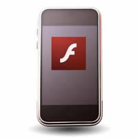 Run Flash on iPhone