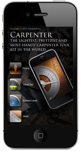 ihandy level for iphone