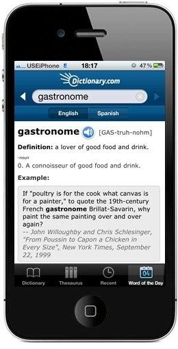 dictionary app