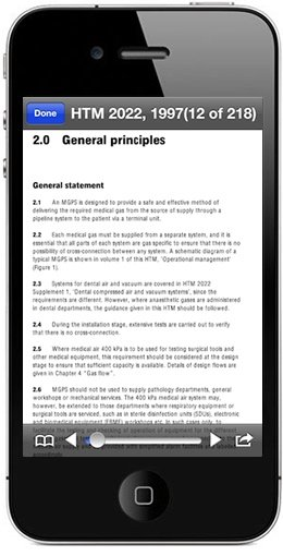 pdf reader for iOS