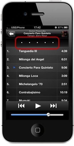 how to use ipod on iphone