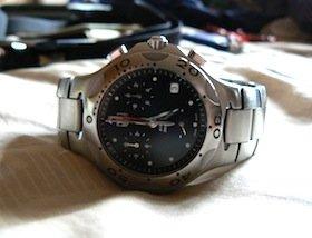 tag heuer kirium chronograph