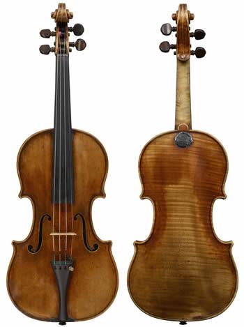 menuhin's violin