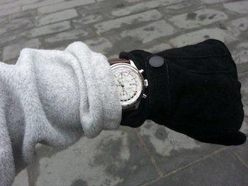 Ball watch rugged outdoor attire