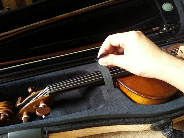 Jakob Winter violin case