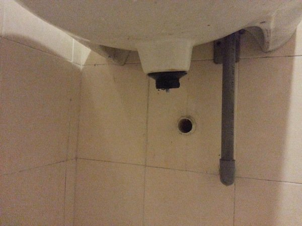 replace sink strainer