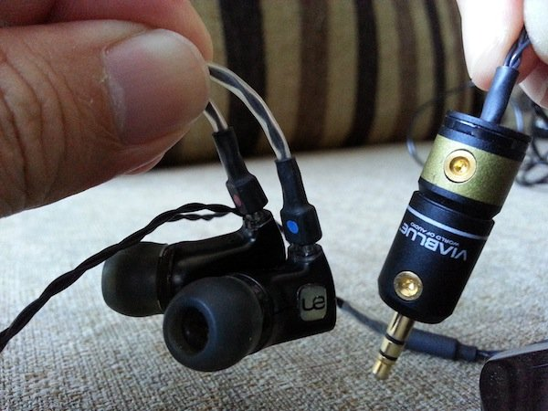 ultimate ears cable replacement