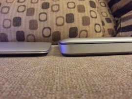 MacBook Air 11  MacBook Pro 13