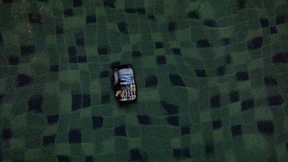 Sony Xperia underwater