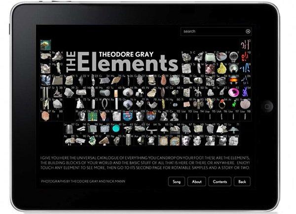 The Elements A Visual Exploration