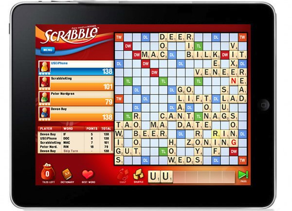 Scrabble For Ipad Iphone And Ipod Touch Www Devonbuy