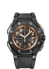 Royal Oak Offshore Arnold Schwarzenegger The Legacy Chronograph