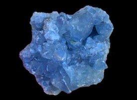 Celestine blue Madagascar