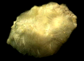 Mesolite Needles