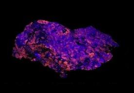 Sodalite fluorescent