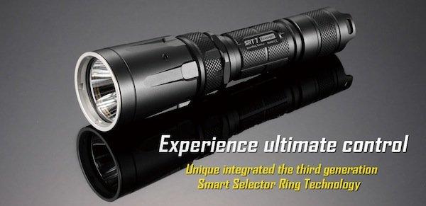 nitecore smart selector ring