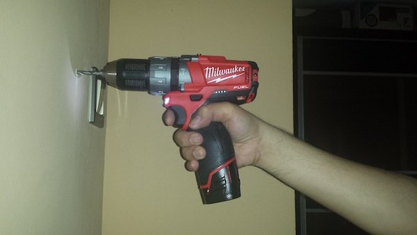 Milwaukee M12 Fuel Hammer Dril Driver CPD-202C