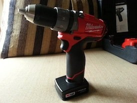 Milwaukee M12 Fuel Hammer Drill