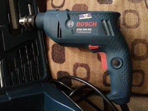 Bosch GSB 500 RE Hammer Drill