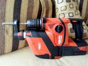 Hilti TE 6-A36 AVR Cordless Rotary Hammer Drill